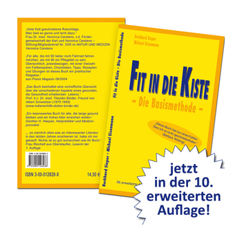 FIT IN DIE KISTE die Basismethode